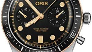4192BF66W0pL 300x169 - Oris Divers Sixty-Five Chronograph 43mm Mens Watch