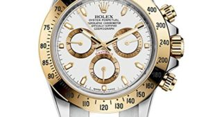 51D9WILd8zL 300x169 - Rolex Daytona Grey Chronograph Steel And Yellow Gold Mens Watch 116523GYSO