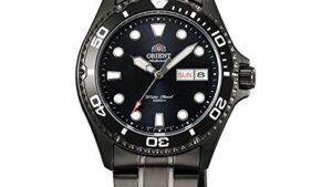 51IprxJ15dL 300x169 - Orient Sports Watch FAA02003B9 - Plated Stainless Steel Unisex Automatic Analogue