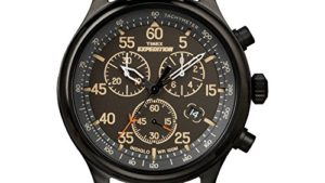 51Laotqq2BHL 300x169 - Timex Men's Expedition Field Chronograph Watch