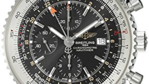 51ZhlmXC5PL 300x169 - Breitling Men's A2432212/B726BKLT Black Dial Navitimer World Watch