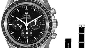 51sBSmQ92BdL 300x169 - Omega Men's Speedmaster Analog Display Mechanical Hand Wind Silver Watch 311.30.42.30.01.006