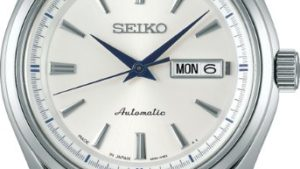 51yxhx uUfL 300x169 - SEIKO watch PRESAGE mechanical self-winding (with manual winding) SARY055 Men
