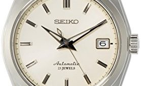 41jPLwXEqhL 278x169 - Seiko Men's Japanese-Automatic Watch with Stainless-Steel Strap, Silver, 20 (Model: SARB035)