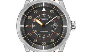 51d9iomhyhL 300x169 - Citizen Watches AW1361-10H Eco-Drive Avion