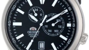 "51y4AEF5FXL 300x169 - Orient Men's ""Defender"" Multi-Eye Function Field Watch"