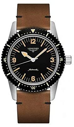 416YWYKjE3L. AC  - The Longines Skin Diver Watch 42mm Stainless Steel/PVD Automatic