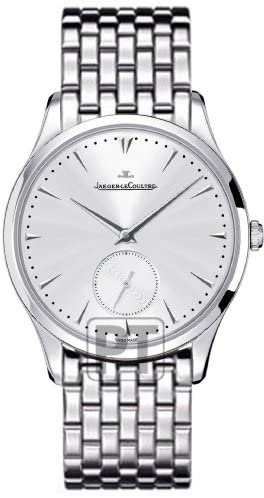 4174qtzaTpL. AC  - Jaeger LeCoultre Master Control Grande Ultra Thin Silver Dial Stainless Steel Mens Watch Q1358120