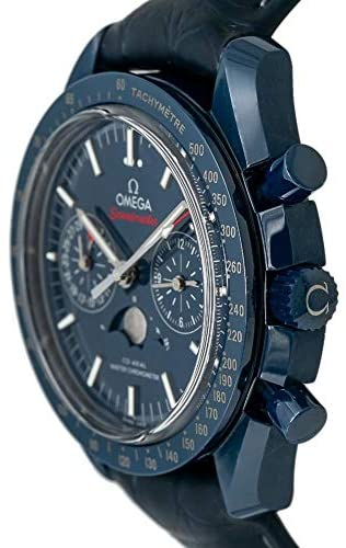 41wKisS9r8L. AC  - Omega Speedmaster Blue Side of The Moon 304.93.44.52.03.001 Automatic Watch 44MM