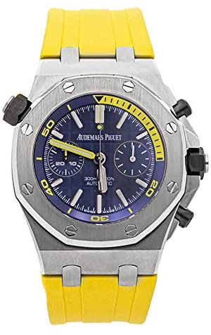 41xLlcqlx6L. AC  - Audemars Piguet Royal Oak Offshore Steel Automatic Watch 26703ST.OO.A027CA.01