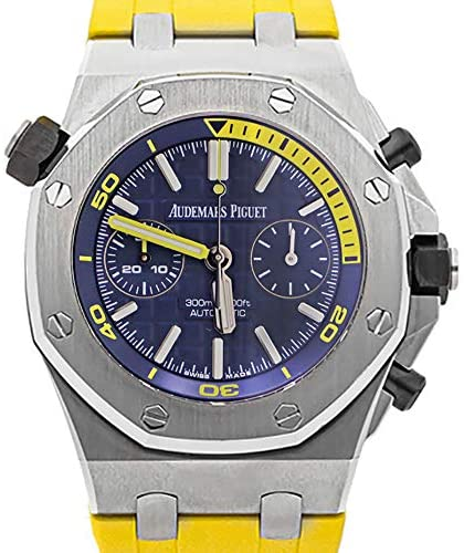 51zvco3 hZL. AC  - Audemars Piguet Royal Oak Offshore Steel Automatic Watch 26703ST.OO.A027CA.01