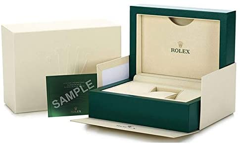 1618951329 820 41CqDtigARL. AC  - Women's Rolex Oyster Perpetual Date 34 Black Dial Luxury Watch Ref. 115200