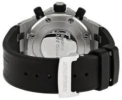 31Ylc4abhiL. AC  - Audemars Piguet Royal Oak Offshorel Chronograph Black Dia Mens Watch 26283ST.OO.D002CA.01