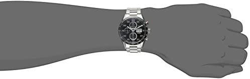 31oRWRJo UL. AC  - TAG Heuer Men's CV2A1R.BA0799 Stainless Steel Watch