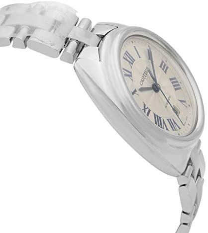 415Vq5 Ck L. AC  - Cartier Cle Automatic Ladies Watch WSCL0005