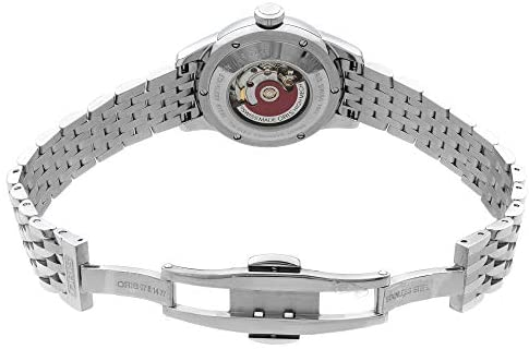 41FjZ0nvdgL. AC  - Oris Artelier Date Diamonds Automatic Ladies Watch 01 561 7687 4051-07 8 14 77