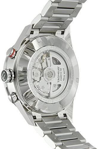 41ILYFuKjwL. AC  - TAG Heuer Men's CV2A1R.BA0799 Stainless Steel Watch