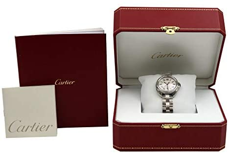 41KKV0KANKL. AC  - Cartier Cle Automatic Ladies Watch WSCL0005