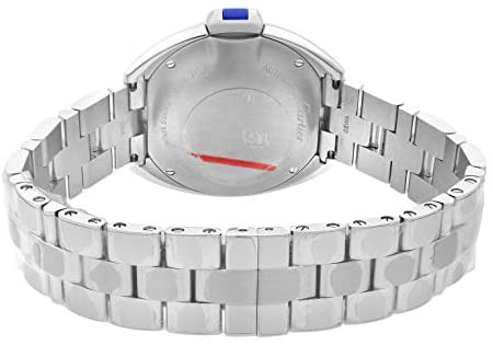 41MMZXNJFuL. AC  - Cartier Cle Automatic Ladies Watch WSCL0005