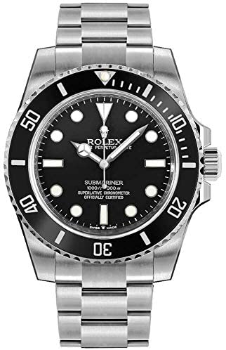 41dyOqVeQ8L. AC  - New Listing New DEC 2020 Rolex Submariner 41 No-Date Stainless Black Ceramic 41mm 124060