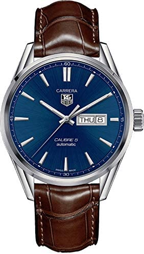 41eC+gFql+L. AC  - TAG Heuer Carrera Calibre 5 Day-Date Automatic Watch 41 mm Men's Watch