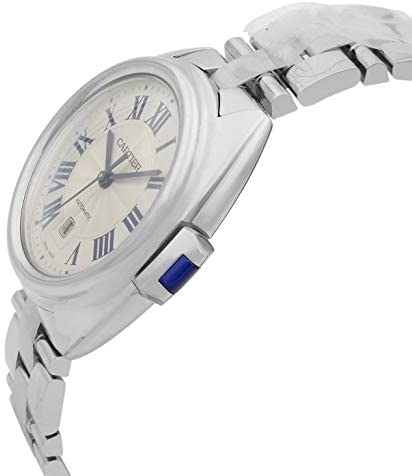 41hEEdcOQcL. AC  - Cartier Cle Automatic Ladies Watch WSCL0005