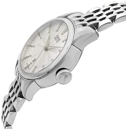 41u1Qteo1tL. AC  - Oris Artelier Date Diamonds Automatic Ladies Watch 01 561 7687 4051-07 8 14 77