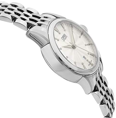 41ubqtJLgeL. AC  - Oris Artelier Date Diamonds Automatic Ladies Watch 01 561 7687 4051-07 8 14 77