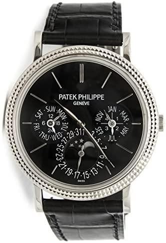 516EsNIPhrL. AC  - Patek Philippe Grand Complication Automatic 18 kt White Gold Mens Watch 5139G-010