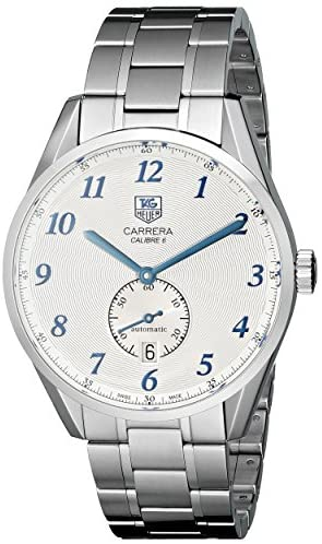 51GSGWF0qnL. AC  - TAG Heuer Men's WAS2111.BA0732 Automatic Stainless Steel Saphire Crystal Watch