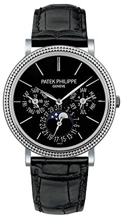 51Q8 8YtEZL. AC  - Patek Philippe Grand Complication Automatic 18 kt White Gold Mens Watch 5139G-010