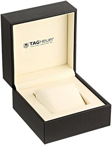 1621289922 67 415uRNDx6kL. AC  - TAG Heuer Men's WAR211B.FC6181 Carrera Stainless Steel Automatic Watch with Brown Leather Band