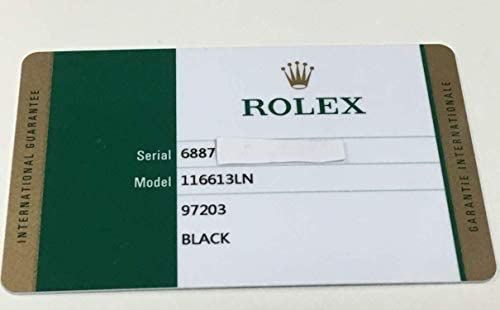 319biJeHo6L. AC  - Rolex Oyster Perpetual Submariner Date 116613