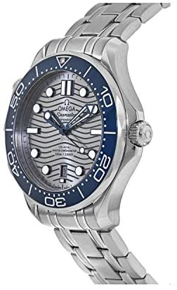416P3j0mIwL. AC  - Omega Seamaster Automatic Grey Dial Men's Watch 210.30.42.20.06.001