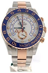 41BN4HRRjAL. AC  - Rolex Yacht-Master Ii 44mm Rose Gold and Steel Watch 116681