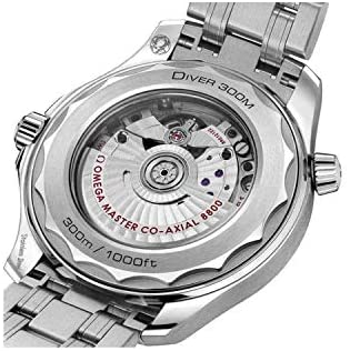 41ES1km3WiL. AC  - Omega Seamaster Automatic Grey Dial Men's Watch 210.30.42.20.06.001