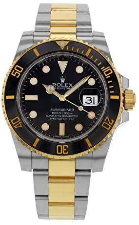 41FMYnI4bYL. AC  - Rolex Oyster Perpetual Submariner Date 116613