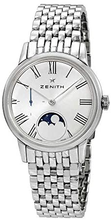 41K0rKiIMRL. AC  - Zenith Elite Automatic Moonphase Ladies Watch 03.2330.692/02.M2330