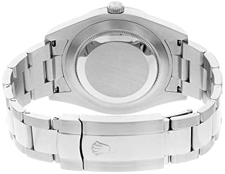 41OxOD93t4L. AC  - Rolex Datejust 41 Automatic White Mother of Pearl Diamond Dial Men's Watch 126334MDO