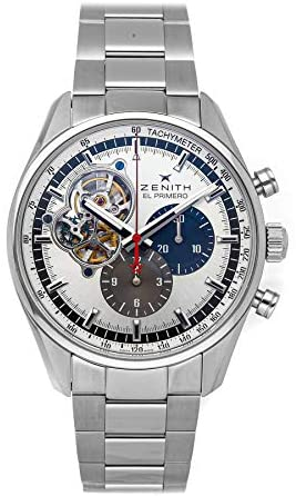 41Q9LM9WXDL. AC  - Zenith Chronomaster Mechanical (Automatic) Silver Dial Mens Watch 03.2040.4061/69.M2040 (Certified Pre-Owned)