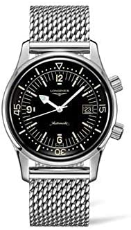41dQbxRzkTL. AC  - Longines Legend Diver Automatic Mens Watch L3.774.4.50.6