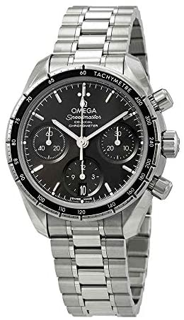 41gaGdvHW3L. AC  - Omega Speedmaster Chronograph Automatic Black Dial Men's Watch 324.30.38.50.01.001