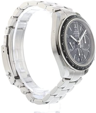 41uakrPLX+L. AC  - Omega Speedmaster Racing Automatic Chronograph Black Dial Stainless Steel Mens Watch 326.30.40.50.01.001