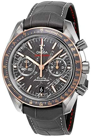 51AN4v46NuL. AC  - Omega Speedmaster Grey Side of the Moon Meteorite Chronograph 44.25 mm Automatic Mens Watch 311.63.44.51.99.001