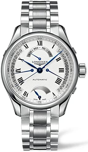 51MMINqIQhL. AC  - Longines Master Collection L2.716.4.71.6