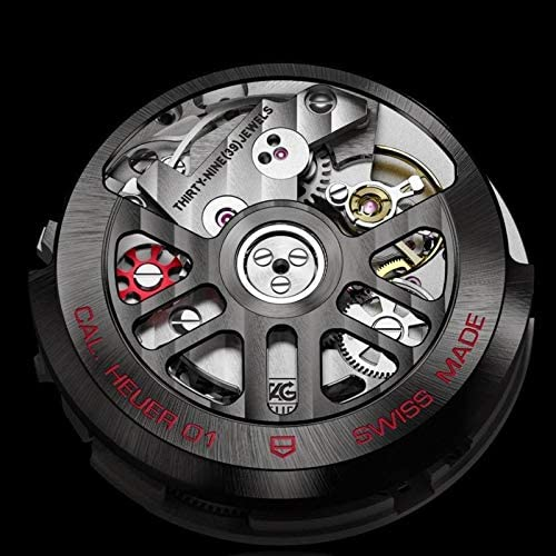 51Wx6t964xL. AC  - Tag Heuer Carrera Calibre Heuer 01 Automatic Skeleton Dial Mens Watch CAR2A1Z.FT6044