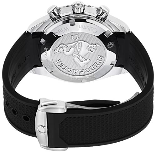 51bexs6+AUL. AC  - Omega Men's 326.32.40.50.06.001 Speed Master Racing Analog Display Swiss Automatic Black Watch
