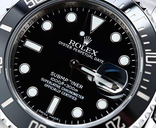51i3pkGR4cL. AC  - Rolex Submariner Automatic-self-Wind Male Watch 116610