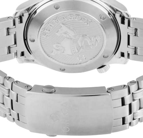 51jyhxNL29L. AC  - Omega Men's 212.30.41.20.03.001 Seamaster Diver 300m Co-Axial Automatic Swiss Automatic Silver-Tone Watch