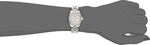 21AUclKHCRL. AC  - TAG Heuer Women's WAY1414.BA0920 Aquaracer Diamond-Accented Stainless Steel Watch